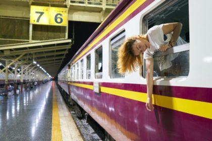 5 Gründe, warum Bahn fahren glücklich macht